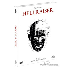 Hellraiser - Uncut (Limited White Edition) Blu-ray