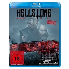 Hellstone - Welcome to Hell Blu-ray