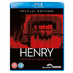 Henry: Portrait of a Serial Killer - 25th Anniversary  Special Edition (UK Import ohne dt. Ton) Blu-ray
