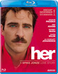 Her (2013) (CH Import) Blu-ray