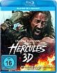 Hercules (2014) 3D (Blu-ray 3D + Blu-ray) Blu-ray