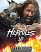 Hercules (2014) 3D - Future Shop Exclusive Steelbook (Blu-ray 3D + Blu-ray + DVD + UV Copy) (CA Import ohne dt. Ton) Blu-ray