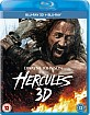 Hercules (2014) 3D (Blu-ray 3D + Blu-ray) (UK Import ohne dt. Ton) Blu-ray