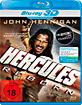 Hercules Reborn 3D (Blu-ray 3D) Blu-ray