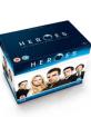Heroes - Complete Seasons 1 - 4 (UK Import ohne dt. Ton) Blu-ray