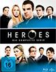 Heroes - Staffel 1-4 (Die komplette Serie) (Neuauflage) Blu-ray
