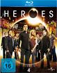 Heroes - Die komplette vierte Staffel Blu-ray