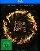 Der Herr der Ringe - Trilogie (Steelbook-Edition) Blu-ray