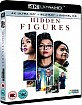Hidden Figures 4K (4K UHD + Blu-ray + UV Copy) (UK Import ohne dt. Ton) Blu-ray