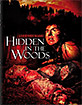 Hidden in the Woods (2012) (Limited Mediabook Edition) (Cover B) Blu-ray