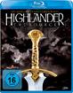 Highlander - Die Quelle der Unsterblichkeit (Neuauflage) Blu-ray