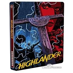 Highlander - Target Exclusive Mondo X Steelbook (US Import ohne dt. Ton) Blu-ray