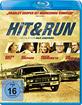Hit & Run (2012) Blu-ray
