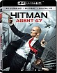 Hitman: Agent 47 (2015) 4K (4K UHD + Blu-ray + UV Copy) (US Import ohne dt. Ton) Blu-ray