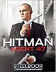 Hitman: Agent 47 - Exclusive Black Barons Edition Steelbook #3 (CZ Import ohne dt. Ton) Blu-ray