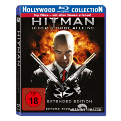 Hitman - Jeder stirbt alleine - Extended Edition Blu-ray