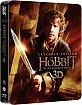 The Hobbit: The Desolation of Smaug 3D - Limited Extended Edition Steelbook (Blu-ray 3D + Blu-ray) (UK Import ohne dt. Ton) Blu-ray