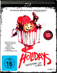 Holidays - Surviving Them Is Hell Blu-ray