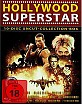 Hollywood Superstar (10-Disc Uncut-Collection-Box) Blu-ray