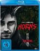 Horns (2013) Blu-ray