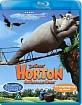 Horton og støvfolket Hvem! (DK Import ohne dt. Ton) Blu-ray