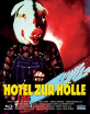 Hotel zur Hölle - Limited Edition Digibook (Cover B) Blu-ray