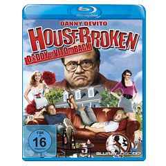 House Broken Blu-ray