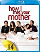 How I met your Mother - Season 4 (US Import ohne dt. Ton) Blu-ray