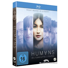 Humans (2015) - Die komplette erste Staffel Blu-ray