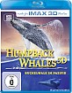 Humpback Whales - Buckelwale im Pazifik 3D (Blu-ray 3D) Blu-ray