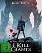 I Kill Giants Blu-ray
