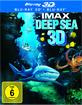 IMAX: Deep Sea 3D (Blu-ray 3D + Blu-ray) Blu-ray