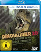 IMAX: Dinosaurier 3D - Fossilien zum Leben erweckt! (Blu-ray 3D) Blu-ray