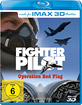 IMAX: Fighter Pilot - Operation Red Flag 3D (Blu-ray 3D) Blu-ray