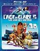 L'Age de glace 5 : Les lois de l'univers 3D (Blu-ray 3D + Blu-ray + UV Copy) (FR Import) Blu-ray