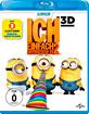 Ich - Einfach unverbesserlich 2 3D (Blu-ray 3D) Blu-ray