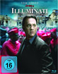 Illuminati - Extended Version im Collectors Book (2 Discs) Blu-ray