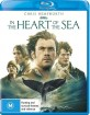 In the Heart of the Sea (Blu-ray + UV Copy) (AU Import ohne dt. Ton) Blu-ray