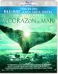 En El Corazón Del Mar (Blu-ray + DVD + Digital Copy) (ES Import ohne dt. Ton) Blu-ray