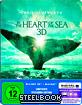 Im Herzen der See 3D - Limited Edition Steelbook (Blu-ray 3D + Blu-ray) Blu-ray