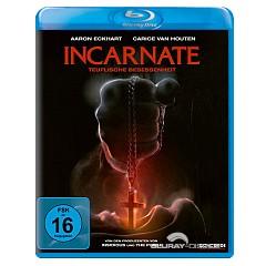 Incarnate - Teuflische Besessenheit Blu-ray