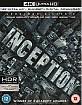 Inception 4K (4K UHD + 2 Blu-ray + UV Copy) (UK Import) Blu-ray