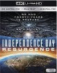Independence Day: Resurgence 4K (4K UHD + Blu-ray + UV Copy) (US Import ohne dt. Ton) Blu-ray