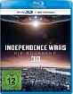 Independence Wars - Die Rückkehr 3D (Blu-ray 3D) Blu-ray