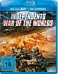 Independents War of the Worlds 3D (Blu-ray 3D) Blu-ray