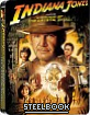 Indiana Jones and the Kingdom of the Crystal Skull - Zavvi Exclusive Steelbook (UK Import) Blu-ray
