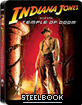 Indiana Jones and the Temple of Doom - Zavvi Exclusive Steelbook (UK Import) Blu-ray