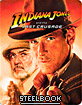 Indiana Jones and the Last Crusade - Zavvi Exclusive Steelbook (UK Import) Blu-ray