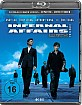 Infernal Affairs Trilogie Blu-ray