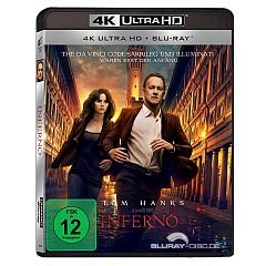 Inferno (2016) 4K (4K UHD + Blu-ray + UV Copy) Blu-ray